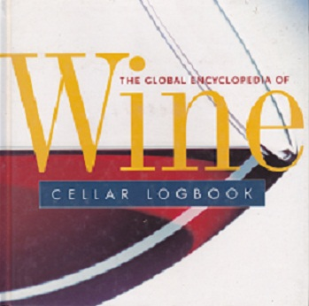 Secondhand Used Book - THE GLOBAL ENCYCLOPEDIA OF WINE CELLAR LOGBOOK
