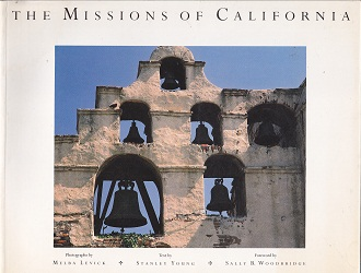 Secondhand Used Book - THE MISSIONS OF CALIFORNIA by Stanley Young