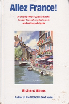Secondhand Used Book - ALLEX FRANCE! A UNIQUE THREE-IN-ONE by Richard Binns