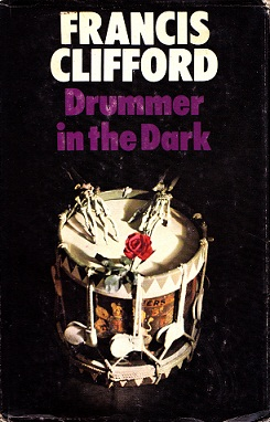 Secondhand Used Book - DRUMMER IN THE DARK by Francis Clifford