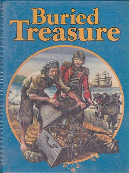 Secondhand Used Book - BURIED TREASURE by Rupert Furneaux