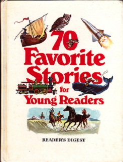 Secondhand Used Book - READER'S DIGEST 70 FAVORITE STORIES FOR YOUNG READERS