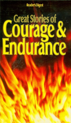 Secondhand Used Book - READER'S DIGEST GREAT STORIES OF COURAGE & ENDURANCE