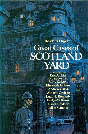 Secondhand Used Book - READER'S DIGEST GREAT CASES OF SCOTLAND YARD