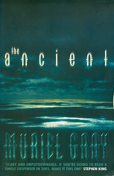 Secondhand Used Book - THE ANCIENT by Muriel Gray