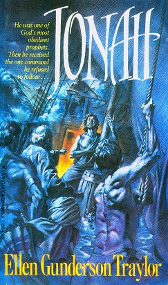 Secondhand Used Book - JONAH by Ellen Gunderson Traylor