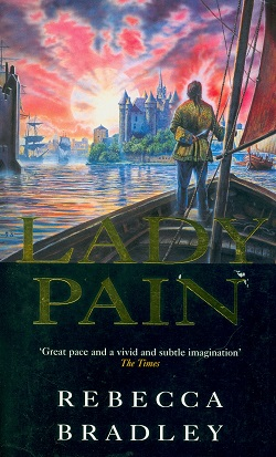 Secondhand Used Book - LADY PAIN by Rebecca Bradley