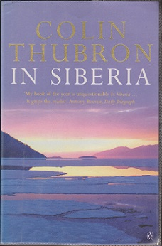 Secondhand Used Book - COLIN  THUBRON IN SIBERIA