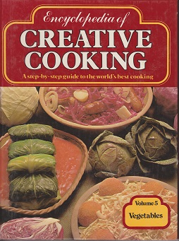 Secondhand Used Book - ENCYCLOPEDIA OF CREATIVE COOKING