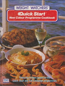 Secondhand Used Book -  WEIGHT WATCHERS QUICK START
