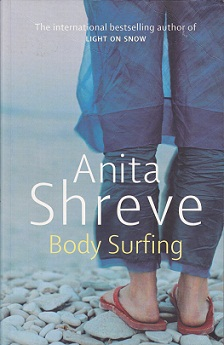 Secondhand Used Book - BODY SURFING by Anita Shreve