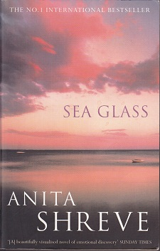Secondhand Used Book - SEA GLASS by Anita Shreve