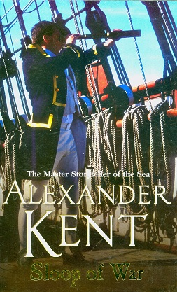 Secondhand Used Book - SLOOP OF WAR by Alexander Kent