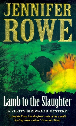 Secondhand Used Book - LAMB TO THE SLAUGHTER by Jennifer Rowe