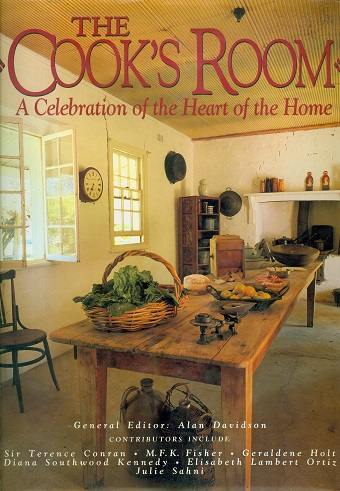Secondhand Used Book - THE COOK'S ROOM: A CELEBRATION OF THE HEART OF THE HOME