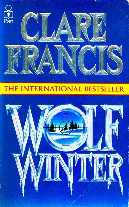 Secondhand Used Book - WOLF WINTER by Clare Francis