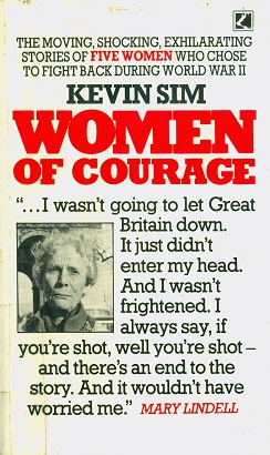 Secondhand Used Book - WOMEN OF COURAGE by Kevin Sim