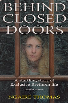 Secondhand Used Book - BEHIND CLOSED DOORS by Ngaire Thomas