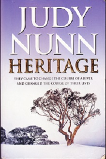 Secondhand Used Book - HERITAGE by Judy Nunn