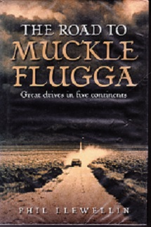 Secondhand Used Book - THE ROAD TO MUCKLE FLUGGA by Phil Llewellin