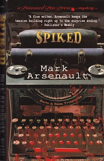 Secondhand Used Book - SPIKED by Mark Arsenault
