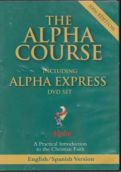 Secondhand Used Book - THE ALPHA COURSE