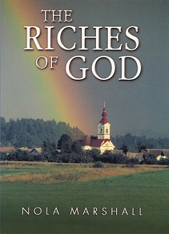 Secondhand Used Book - THE RICHES OF GOD by Nola Marshall