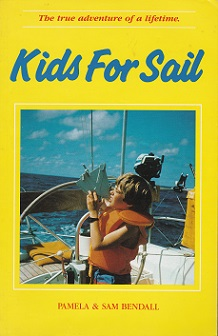 Secondhand Used Book - KIDS FOR SAIL by Pamela & Sam Bendall