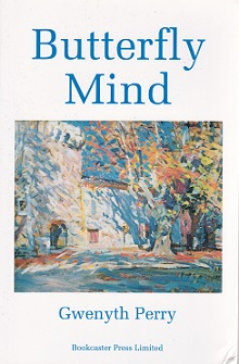 Secondhand Used Book - BUTTERFLY MIND by Gwenyth Perry