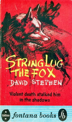 Secondhand Used Book - STRING LUG THE FOX by David Stephen