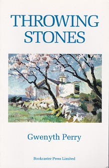 Secondhand Used Book - THROWING STONES by Gwenyth Perry