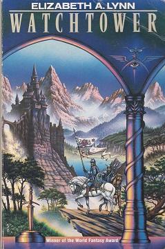 Secondhand Used Book - WATCHTOWER by Elizabeth A Lynn