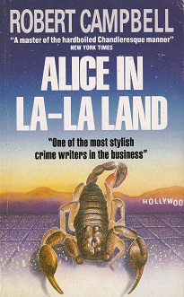 Secondhand Used Book - ALICE IN LA-LA LAND by Robert Campbell