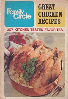 Secondhand Used Book - FAMILY CIRCLE GREAT CHICKEN RECIPES