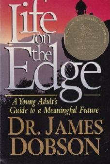 Secondhand Used Book - LIFE ON THE EDGE by Dr James Dobson