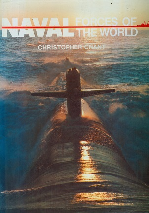 Secondhand Used Book - NAVAL FORCES OF THE WORLD by Christopher Chant