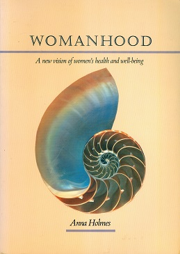 Secondhand Used Book - WOMANHOOD by Anna Holmes