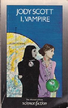 Secondhand Used Book - I, VAMPIRE by Jody Scott