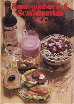 Secondhand Used Book - SMORGASBORD & SCANDINAVIAN COOKING by Ingrid Svenson
