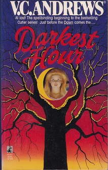 Secondhand Used Book - DARKEST HOUR by V C Andrews