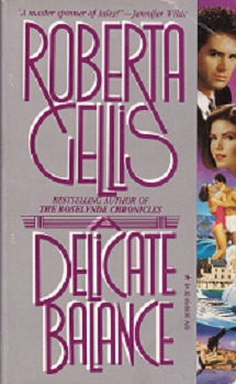 Secondhand Used Bbook - A DELICATE BALANCE by Roberta Gellis