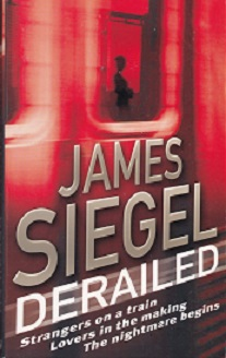 Secondhand Used Book - DERAILED by James Siegel