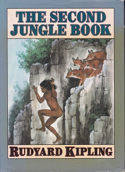 Secondhand Used Book - THE SECOND JUNGLE BOOK by Rudyard Kipling
