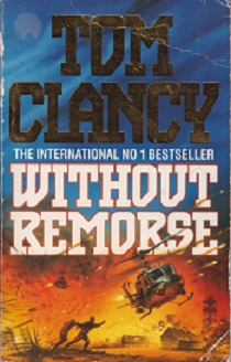Secondhand Used Book – WITHOUT REMORSE by Tom Clancy