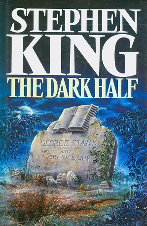 Secondhand Used Book - The Dark Half by Stephen King