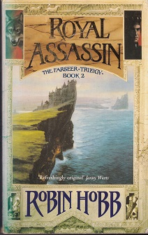 Secondhand Used Book – ROYAL ASSASSIN by Robin Hobb