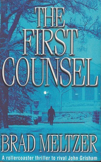 Secondhand Used Book – THE FIRST COUNSEL by Brad Meltzer