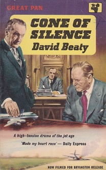 Secondhand Used book – CONE OF SILENCE by David Beaty