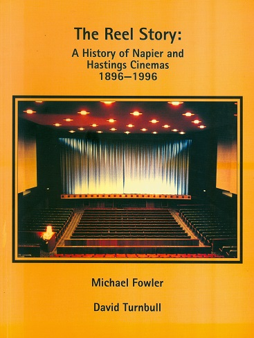Secondhand Used Book - THE REEL STORY by Michael Fowler and David Turnbull