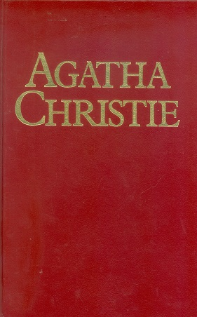 Secondhand Used Book - THE MURDER OF ROGER ACKROYD; THE MYSTERY OF THE BLUE TRAIN; DUMB WITNESS; DEATH ON THE NILE by Agatha Christie